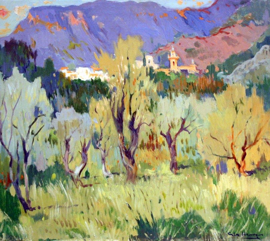 Mallorca en Pintura Antoni Sala Herrero 1926