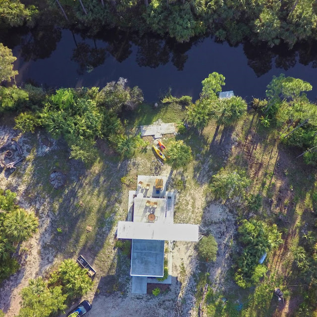 Headwaters Eco Retreat Shipping Container House, Florida 19