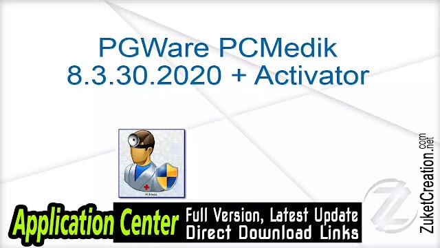 PGWare PCMedik 8.3.30.2020 + Activator
