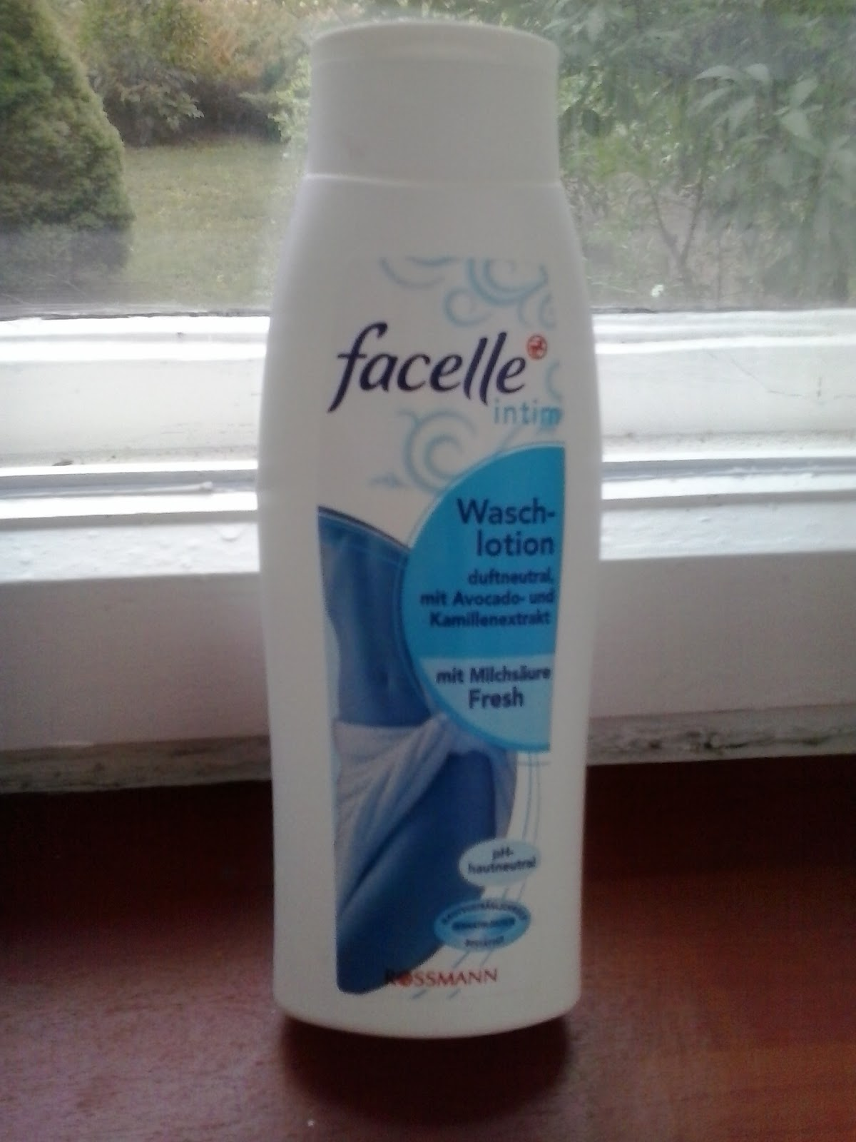 Facelle - płyn do higieny intymnej