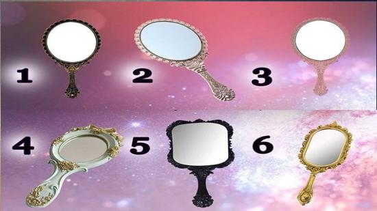 Выбери зеркало и узнай, что в тебе ценят мужчины
