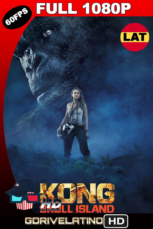 Kong: La Isla Calavera (2017) BDRip 1080p (60 FPS) Latino-Ingles MKV