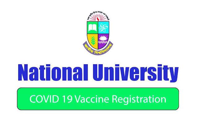 Covid-19 Vaccine Registration National University