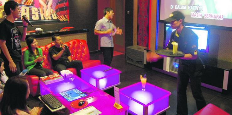 Info Daftar Alamat Dan Nomor Telepon Tempat Karaoke Di Bandung