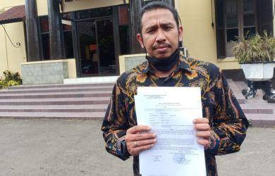Pemilik Mobil Komando yang Dirusak Pendukung KAMI Akhirnya Lapor Polisi