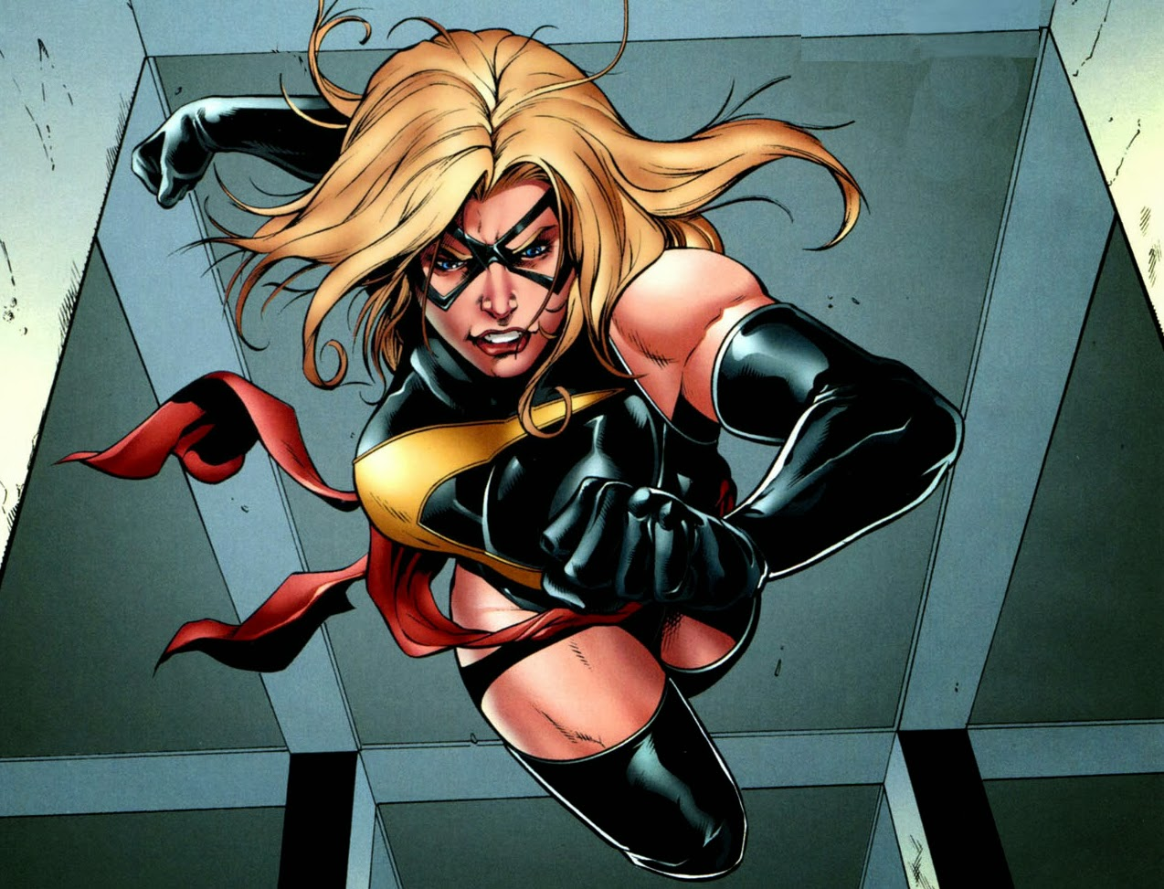 Spoilers for a Ms. Marvel Movie
