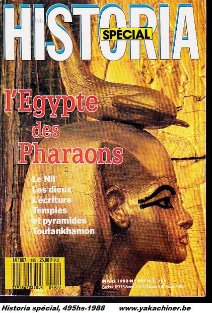 Egypte, PHARAONS