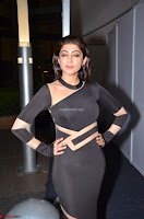 Pranitha Subhash in a skin tight backless brown gown at 64th Jio Filmfare Awards South ~  Exclusive 081.JPG