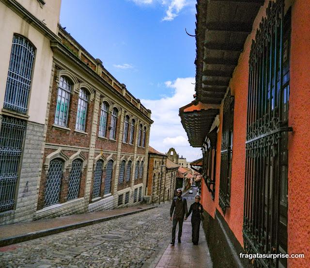 Bairro de La Candelaria, Bogotá, Colômbia
