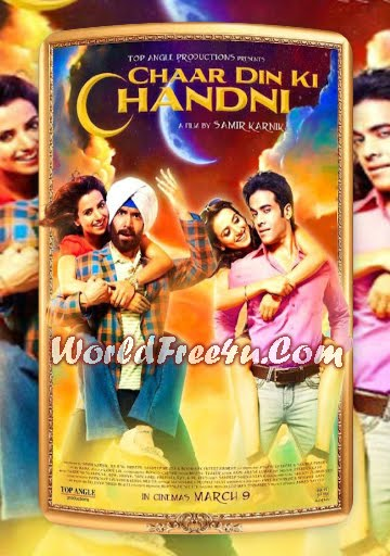 Poster Of Chaar Din Ki Chandni (2012) Full Hindi Movie Free Download Watch Online At worldofree.co