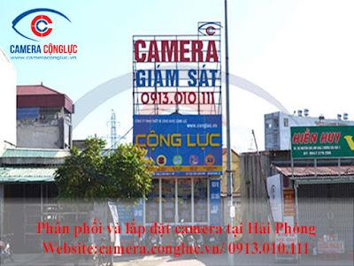 Camera Cộng Lực - Nhà cung cấp và lắp đặt camera hệ thống báo giờ tự động.