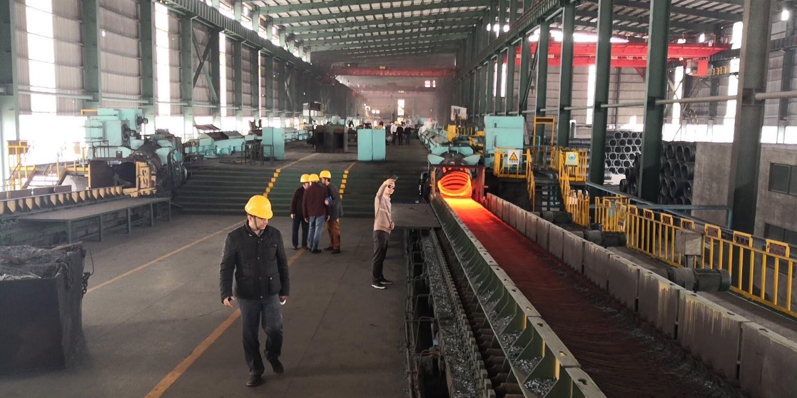 Steel Rolling Mill Machine: HOT ROLLING MILL PROJECT