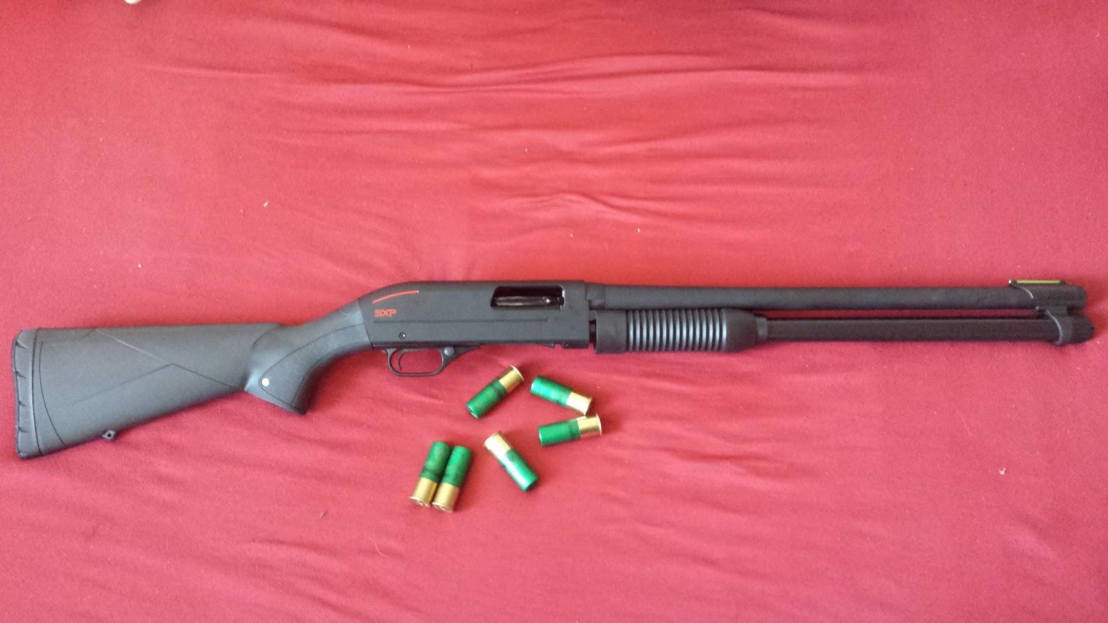 Datazione Winchester modello 12 fucili
