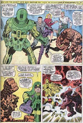 Fantastic Four 65 from Beyond This Planet Earth