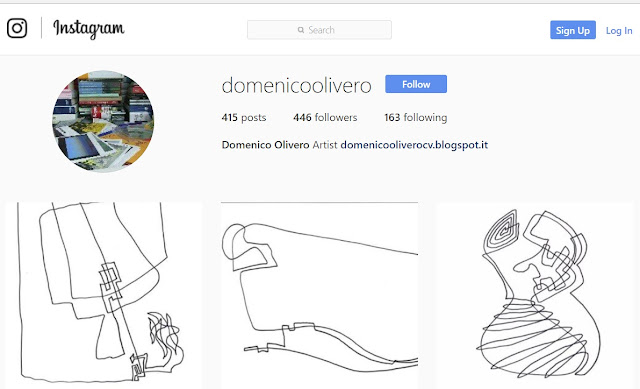 Instagram Domenico Olivero