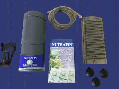 NUTRAFIN ナチュラルCO2システムセット内容