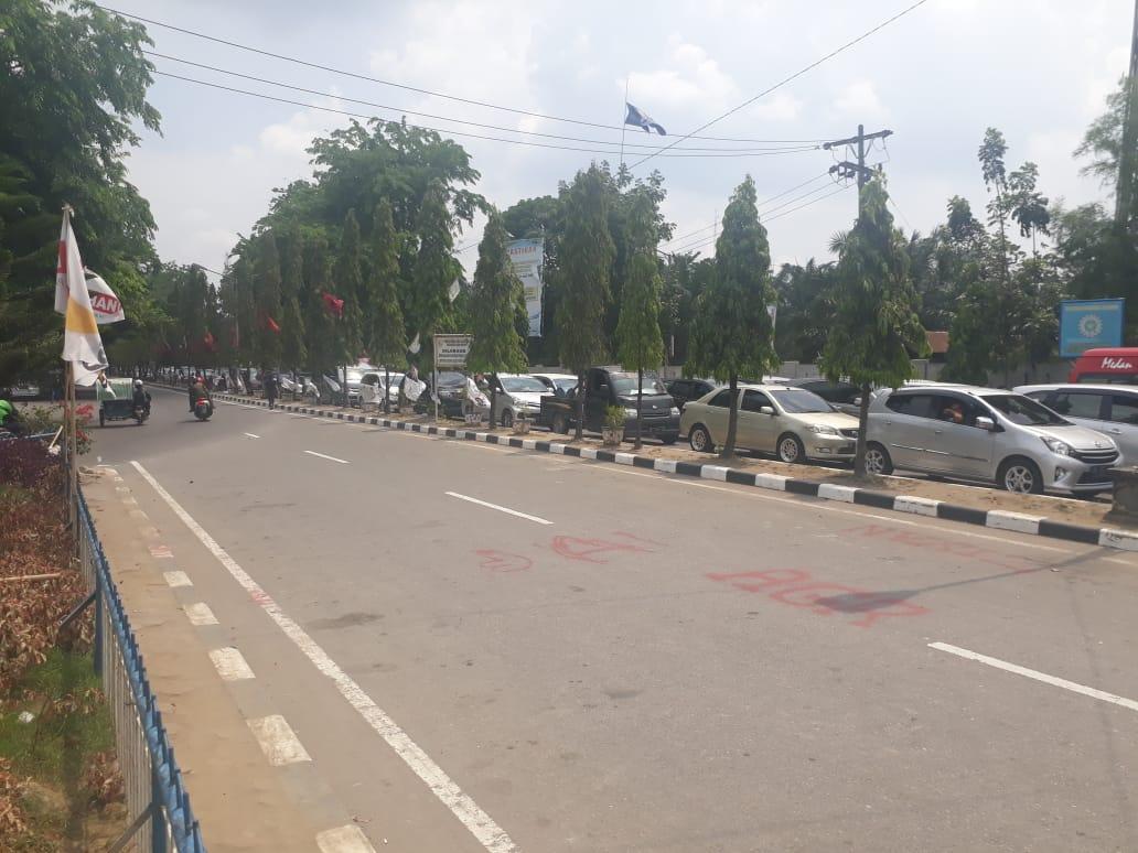 Perayaan CengBeng, Jalinsum Tanjung Morawa-Amplas Dipadati Kendaraan Pejiarah