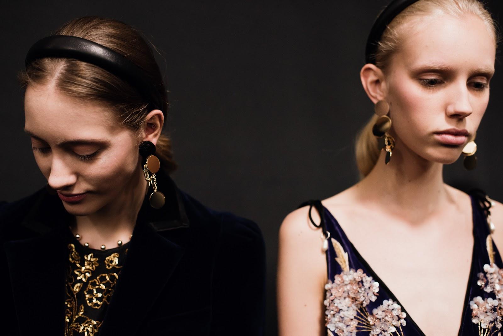 FALL WINTER 2017.18 WOMENSWEAR FEMALE MODELS NEW YORK FASHION WEEK WOMENSWEAR