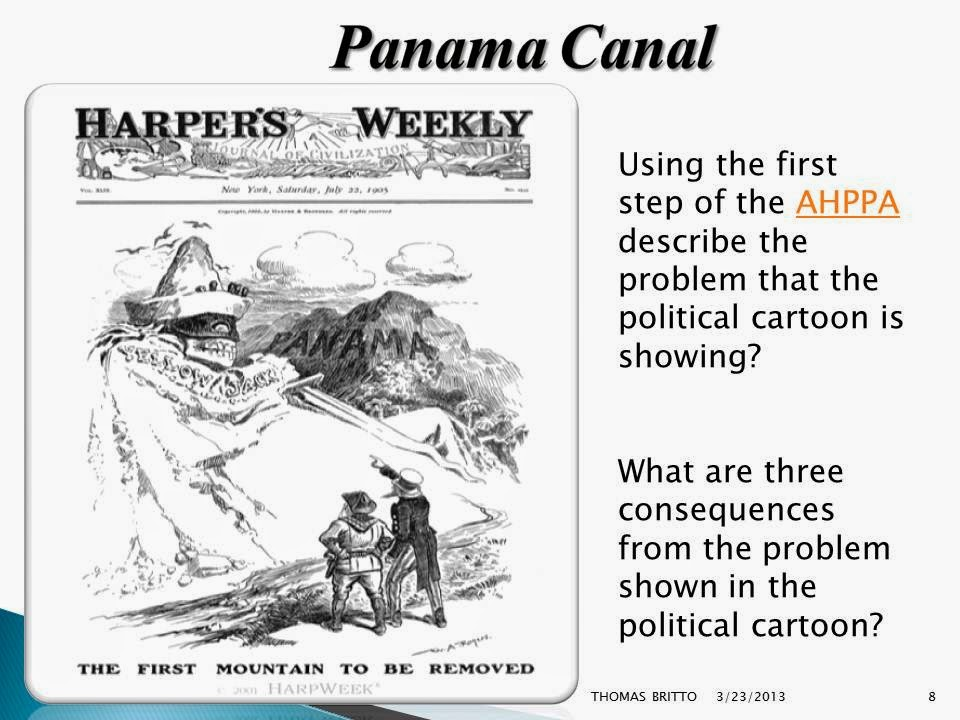 The Building of the Panama Canal And Construction