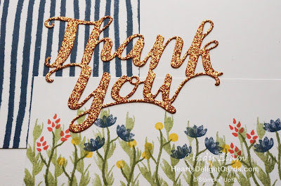 Heart's Delight Cards, Incredible Like You, Thank You, #simplestamping, Occasions 2019, Stampin' Up!