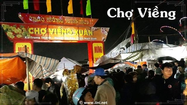 Chợ Viềng - Nam Định