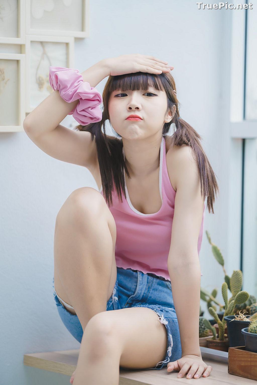 Image Thailand Model - Pakkhagee Arkornpattanakul - Lovely Pink - TruePic.net - Picture-7