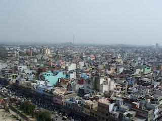 Delhi Kota Dengan Populasi Terbanyak di Dunia