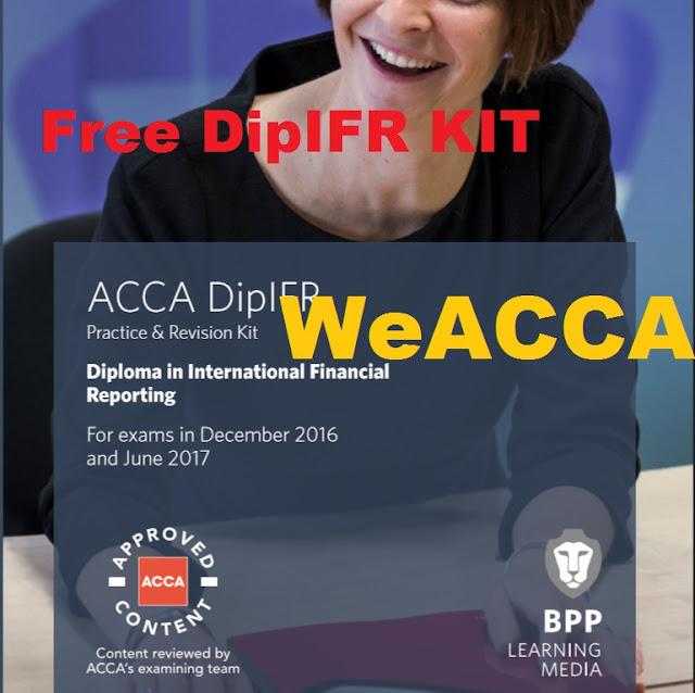 DipIFR bpp kit, DipIFR  kit 2017, free DipIFR kit, acca DipIFR kit 2016 free, kit upto june 2017