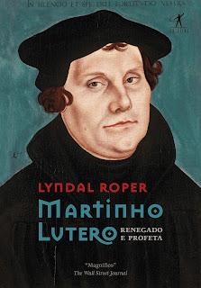 livro martinho lutero