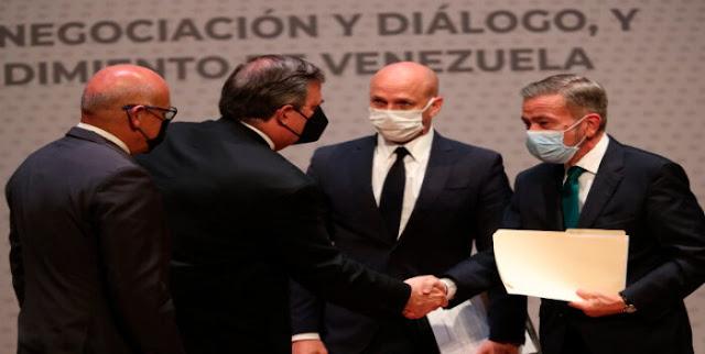 PLATAFORMA UNITARIA Y CHAVISMO ACUERDAN «MECANISMO DE CONSULTA Y PARTICIPACIÓN» EN EL DIÁLOGO