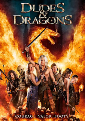 Dudes & Dragons (2016) Full Movie Watch Online Free