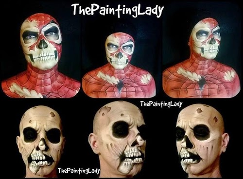 04-Nikki-Shelley-Halloween-Changing-Faces-Body-Paint-www-designstack-co