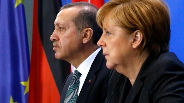 """Θέλει να """"γκριζάρει"""" το Αιγαίο η Μέρκελ: Το σχέδιο για να μας οδηγήσει στη Χάγη"""