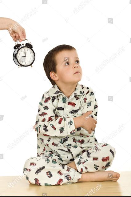 Kenali Tanda-Tanda Gangguan Tidur Pada Anak