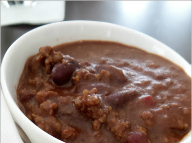 Snow Day Chili...