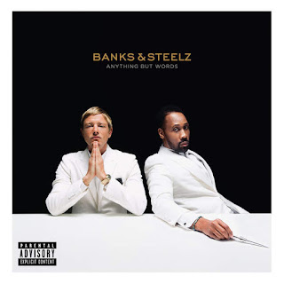 Banks & Steelz - Anything But Words (2016) - Album Download, Itunes Cover, Official Cover, Album CD Cover Art, Tracklist
