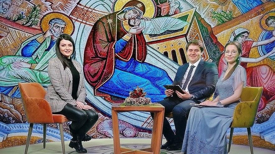 """Празнично издање """"Разговорника"""" на програму ТВ Храм"""