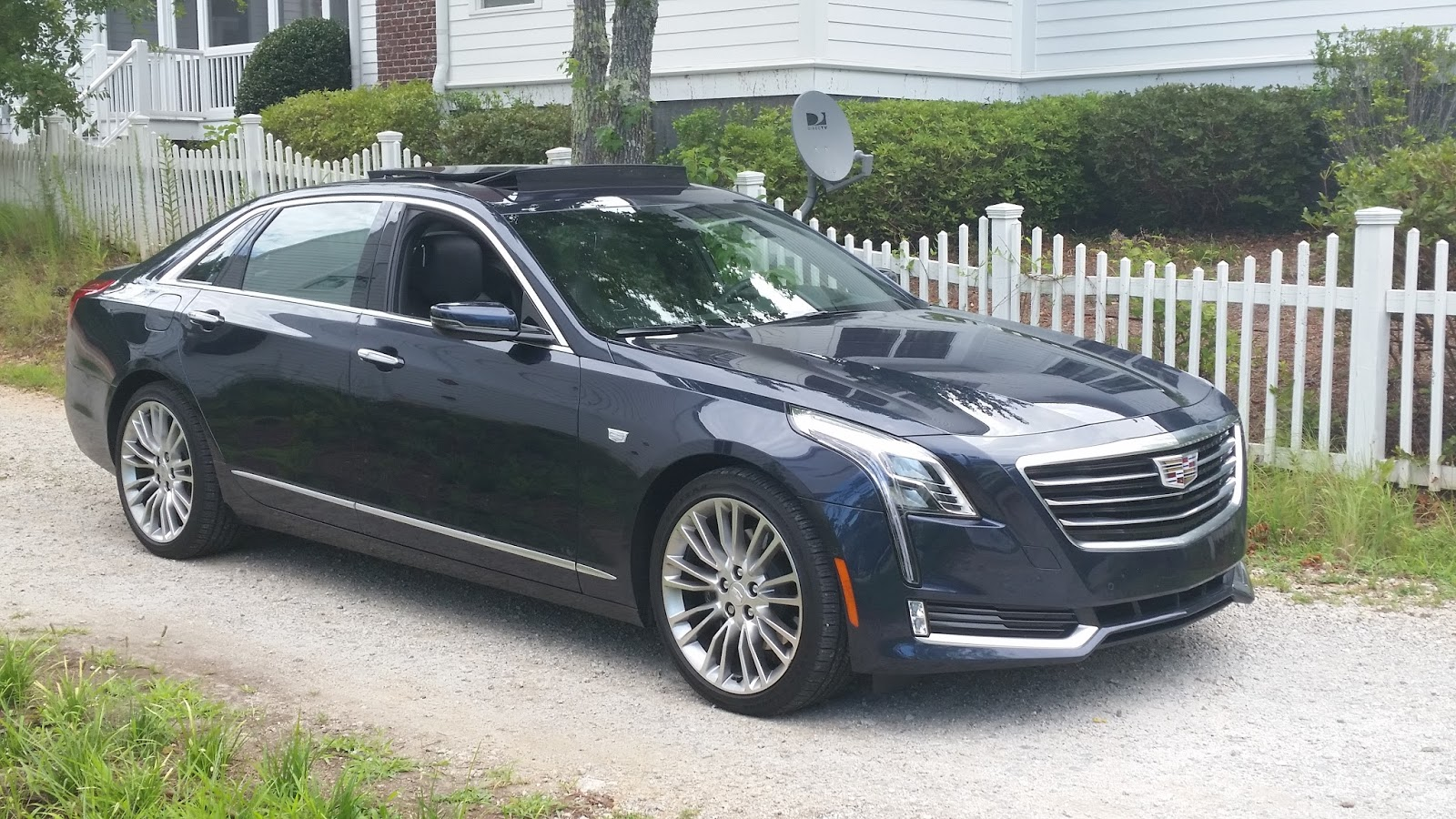 2016 Cadillac CT6 Premium Luxury AWD: Could This Be The Brandu0027s Much Needed  Seville From The Early 80s?