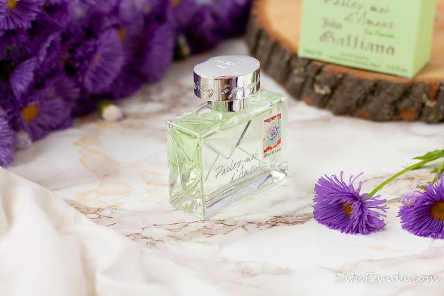 John Galliano Parlez-Moi d'Amour Eau Fraîche бюджетный аромат