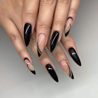 Nail Ideas Black