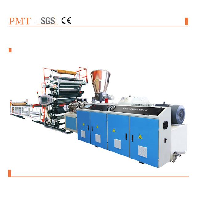 PVC SPC Flooring Machine | WPC Foam Board Machine | Wall Panel Machine | Marble Sheet Machine | Laminate Sheet Extrusion Lines | Kingshine Plastic Machine
