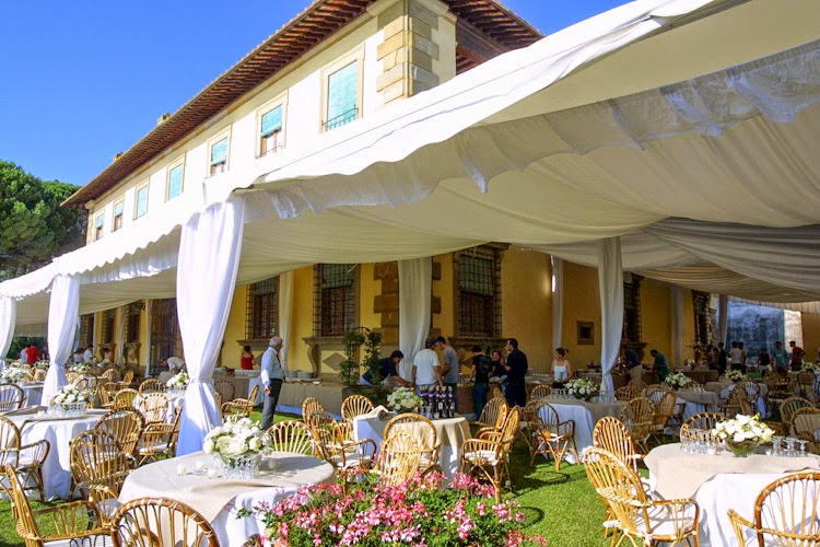 great wedding venues in Tuscany