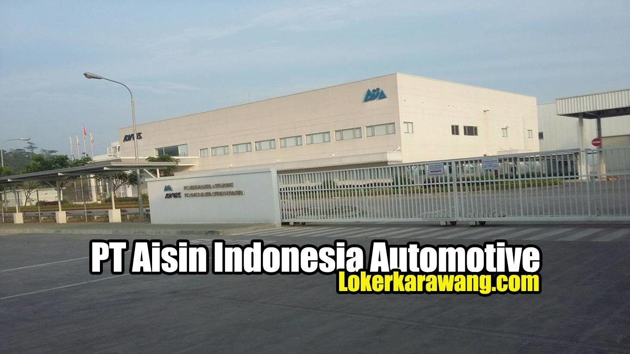 PT Aisin Indonesia Automotive Karawang