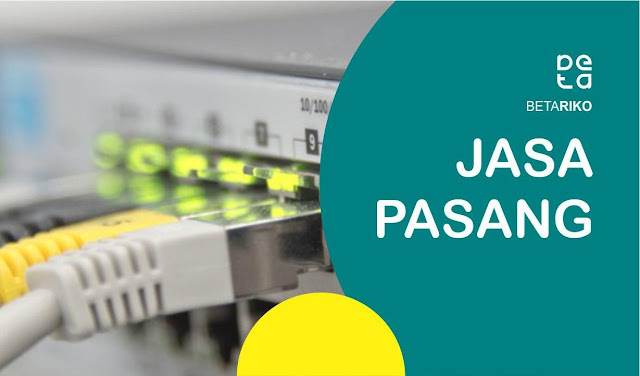 Jasa Instalasi Jaringan LAN Kantor