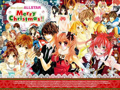 Sho-Comi 2014 #02 Merry Christmas