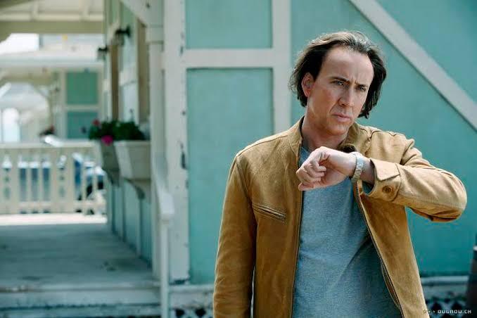 Nicolas Cage no filme O Vidente/Paramount Pictures/Reprodução
