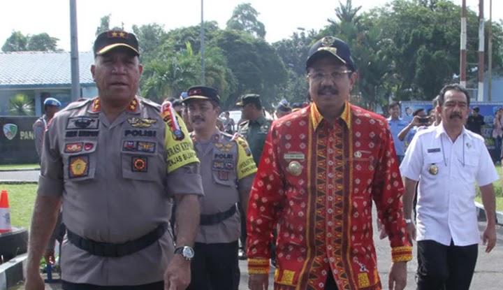 Kapolda Papua Akui Staf KPU Terbunuh saat Bawa Dokumen Pilkada
