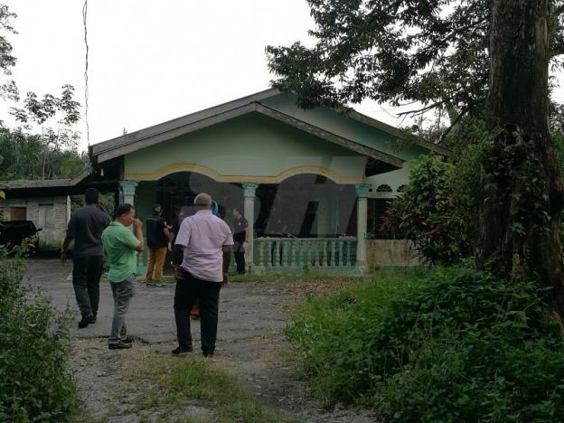 Pegawai JPJ Maut Ditetak Depan Rumah