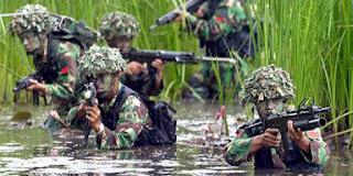 Mantap TNI diizinkan masuk Filipina Untuk bebaskan sandera - Commando