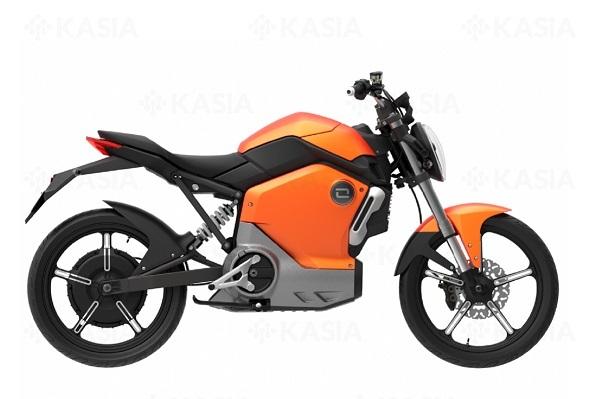 Moto Eléctrica Super Soco TS